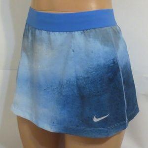 Nike Skirts - ⭐For Bundles Only⭐Nike Tennis Skirt Blue / Gray  S